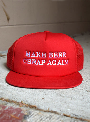 CHEAP BEER - SNAPBACK