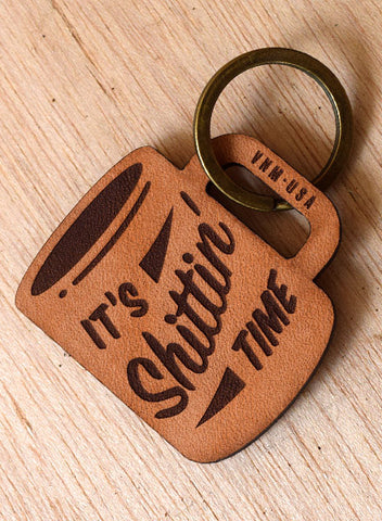 COFFEE TIME - KEYCHAIN