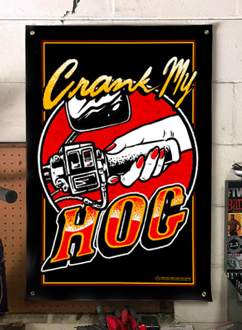 CRANK MY HOG - SHOP BANNER