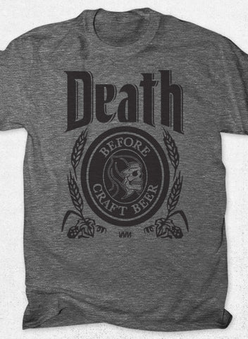 DEATH BEFORE - HEATHER