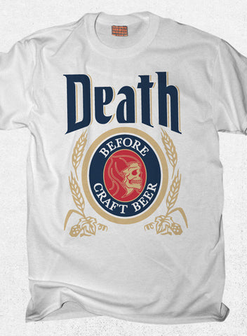 DEATH BEFORE - SHIRT