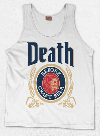 DEATH BEFORE - TANK