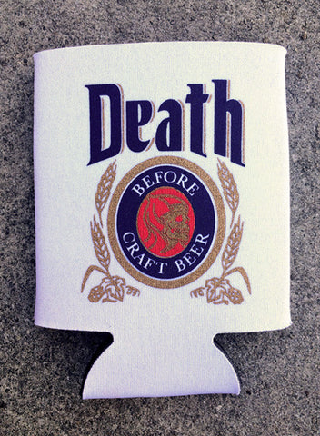 DEATH BEFORE - KOOZIE