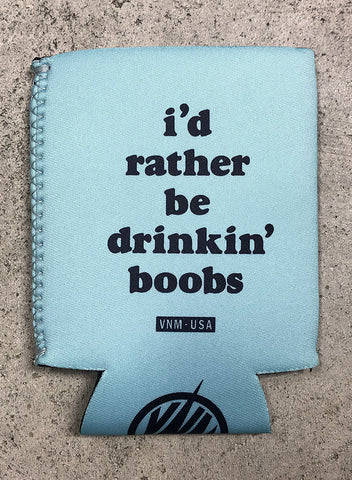 DRINKING BOOBS - KOOZIE