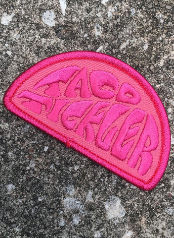 TACO TICKLER - PATCH