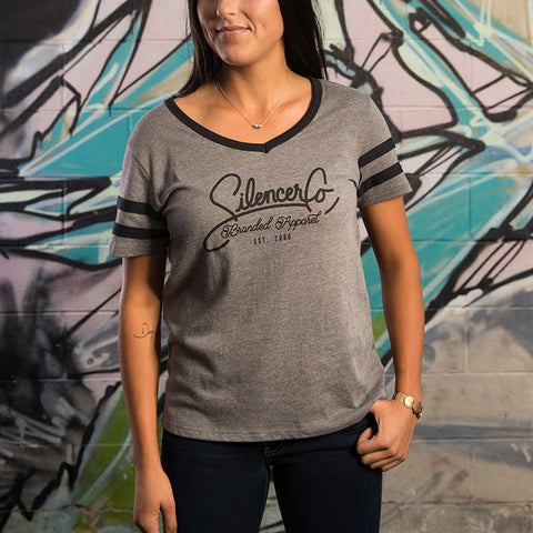 SilencerCo Branded Apparel V-Neck