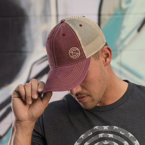 SilencerCo Trucker Mesh Back Hat