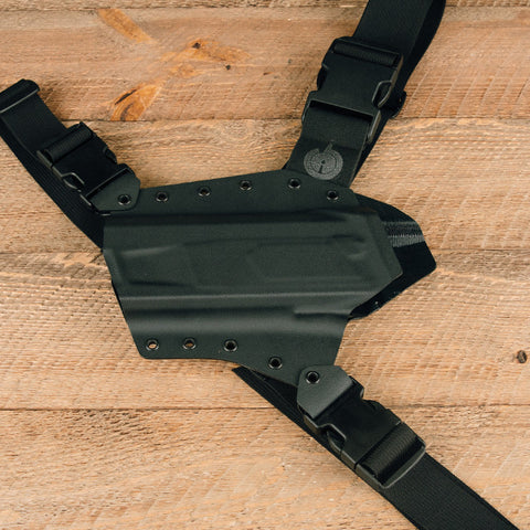 Gunfighters[INC]® Kenai Chest Holster for Maxim 9
