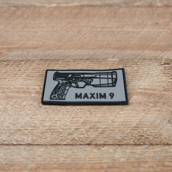 Maxim 9 PVC Patch