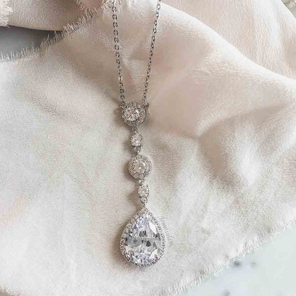 Bridal & Bridesmaids Necklaces