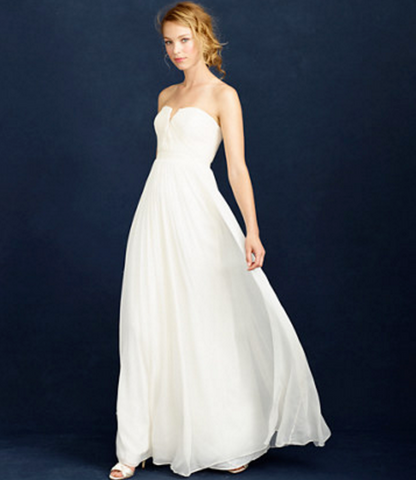 classic affordable wedding gowns