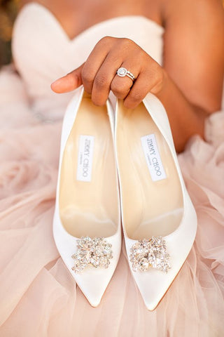 comfortable beautiful bridal shoes