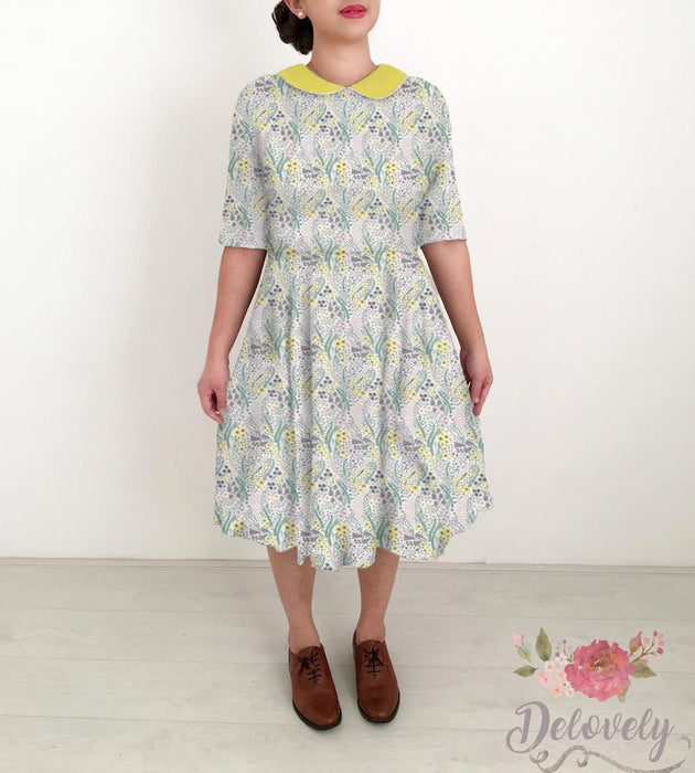 Danish Fern Dress