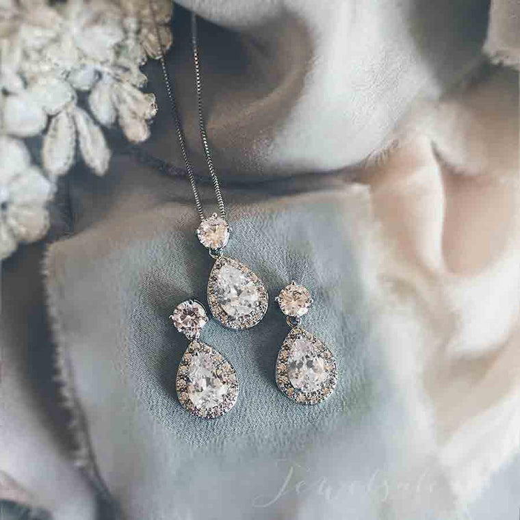 Ashley - Bridal Jewellery Bridesmaids Gift Set