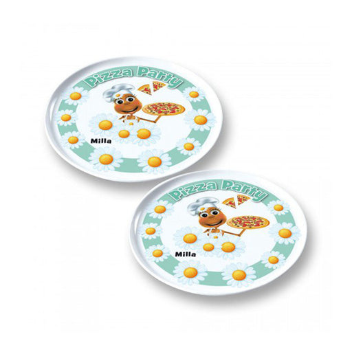 Set piatto pizza Milla - 2 pz