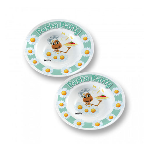 Set piatto pasta Milla - 2 pz