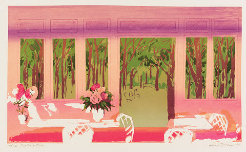 Goldin, Alice: Pink Cafe