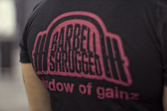 Window of Gainz Women's Tank - Black