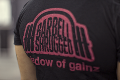 Window of Gainz Shirt Women's Shirt - Black