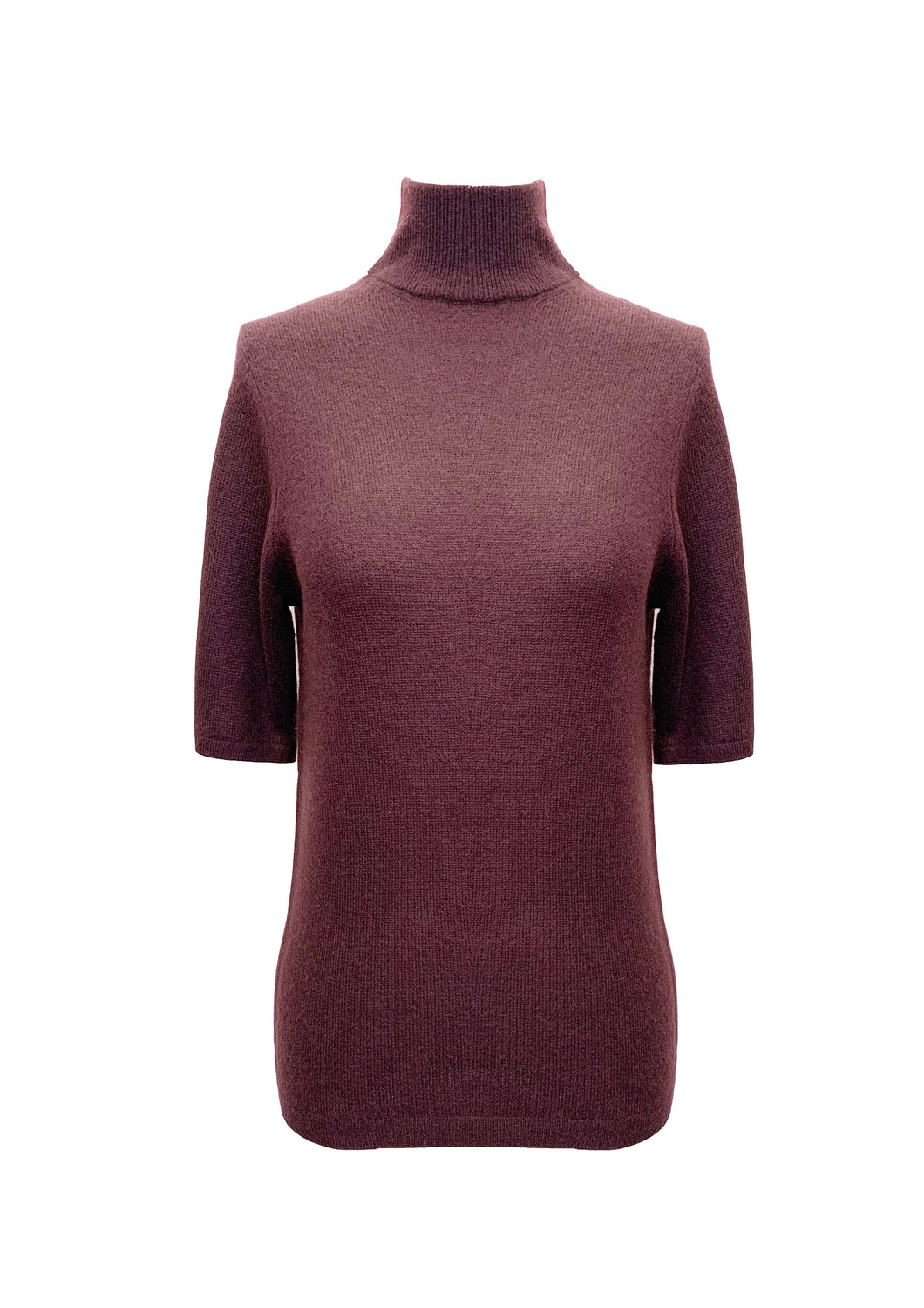 ROLL NECK CASHMERE KNITWEAR