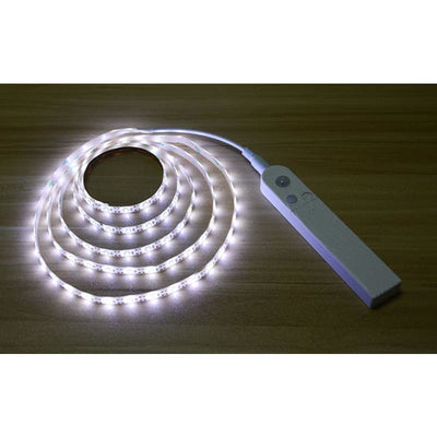Smart Motion Sensor Led Light Strip - White / 50cm | 20in