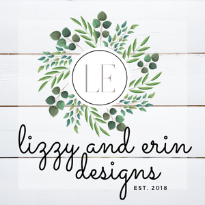 Lizzy and Erin Designs