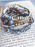 Blessed Multi Layer Bracelet