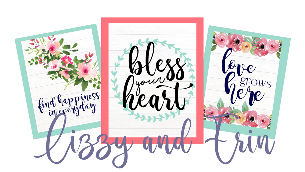 """Love Grows Best"" Spring Print Bundle"