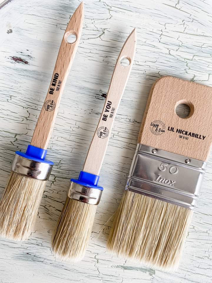 Custom Lizzy and Erin Brushes