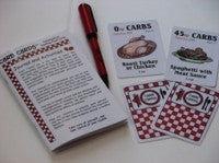 Carb Cards - Deck of 55