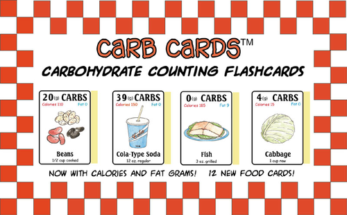 Carb Cards