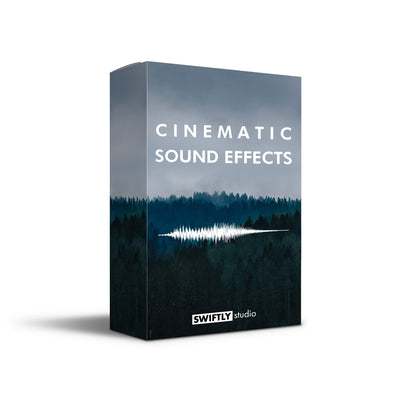 Cinematic Sound Effects Library