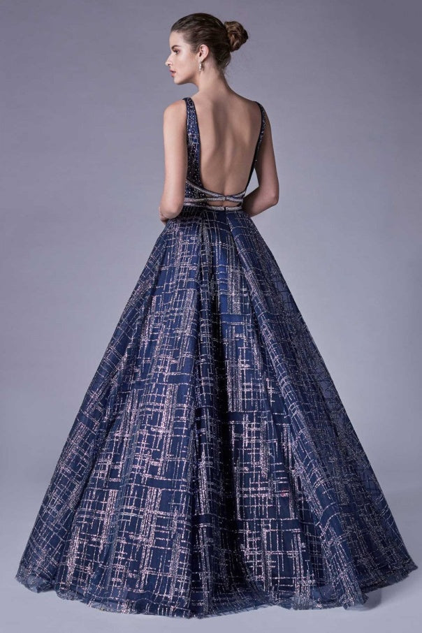 Beautiful Online Gown