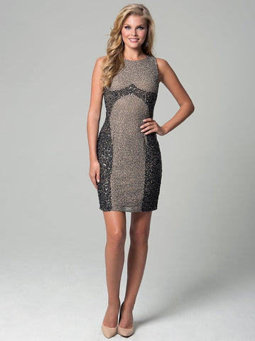 Sophisticated cocktail dress