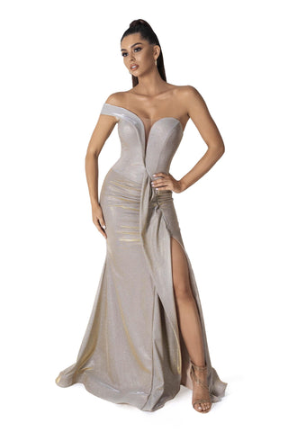 Evajé 10036 Dress - Elbisny