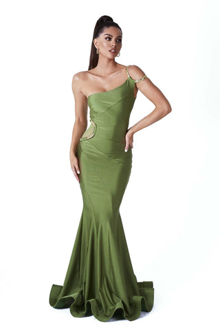 Evajé 10042 Dress - Elbisny