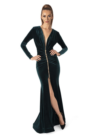 Evajé 10045 Dress - Elbisny