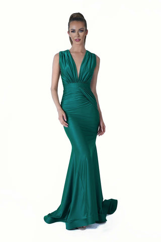 Evajé 10046 Dress - Elbisny