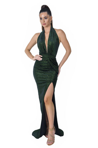 Evajé 10049 Dress - Elbisny