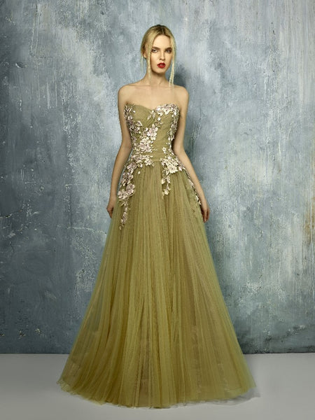 Beside Couture Dress BC1292 - Elbisny
