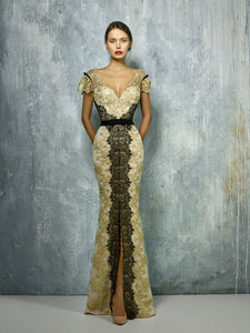 Beside Couture Dress BC1294 - Elbisny
