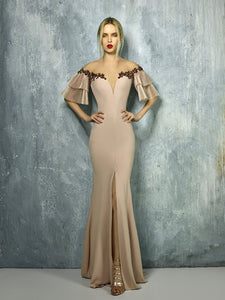 Beside Couture Dress BC1297 - Elbisny