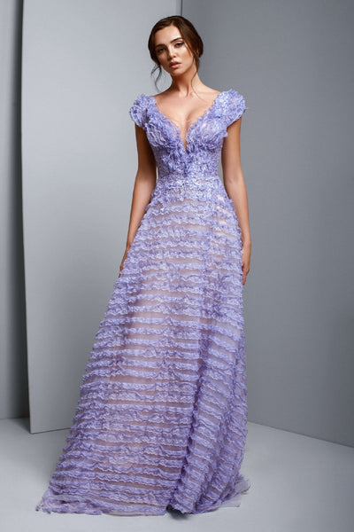 Beside Couture Dress BC1304 - Elbisny