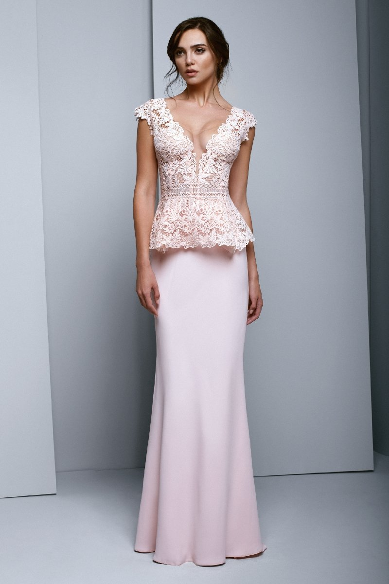 Beside Couture Dress BC1305 - Elbisny