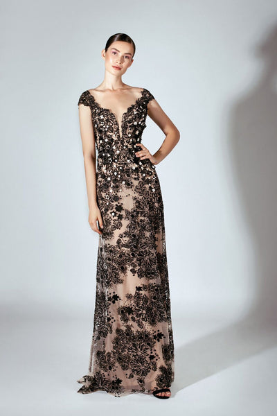 Beside Couture Dress BC1463 - Elbisny