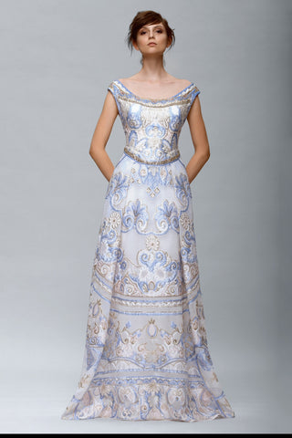 5422 dress By Gemy Maalouf - Elbisny