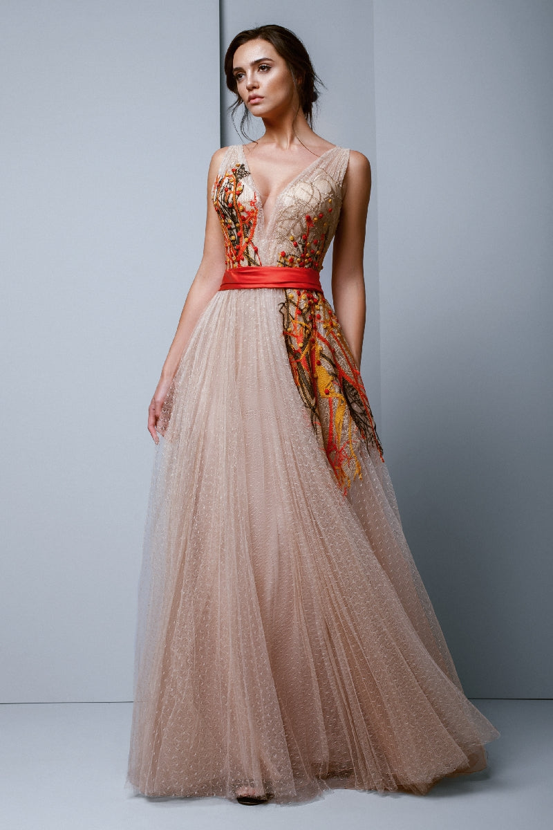 Beside Couture Dress BC1317 - Elbisny