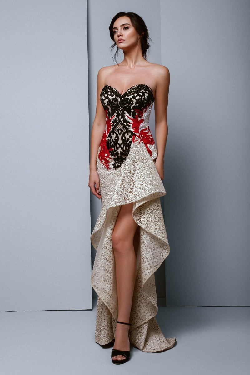 Beside Couture Dress BC1327 - Elbisny