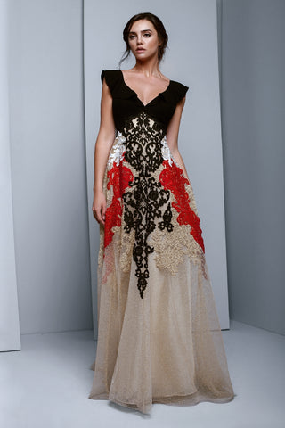 Beside Couture Dress BC1330 - Elbisny