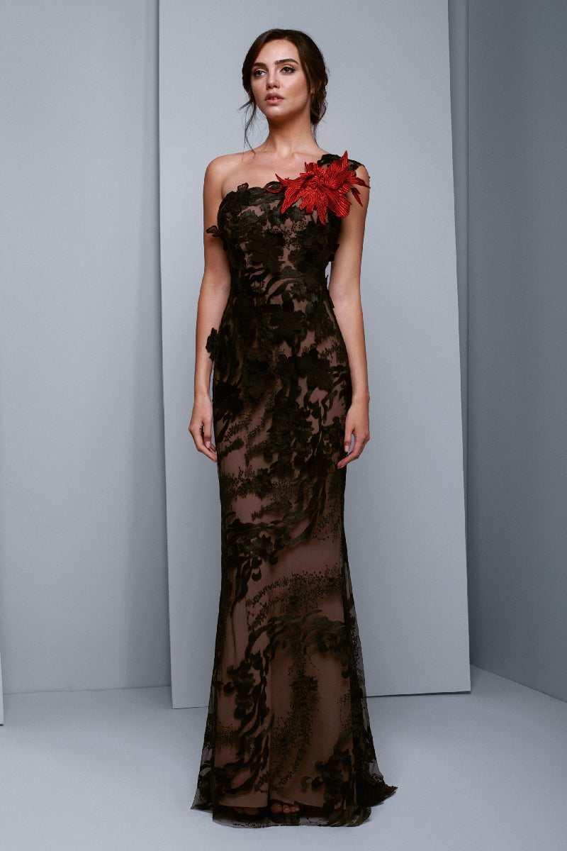 Beside Couture Dress BC1332 - Elbisny